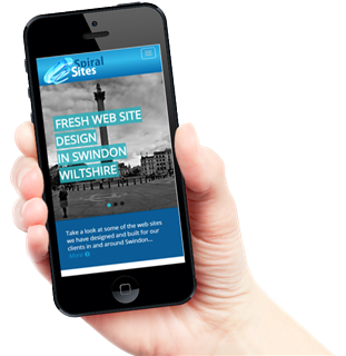 Mobile web design Swindon